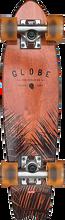 "Globe - 23"" Bantam Evo St Complete Red Maple - Complete Skateboard"