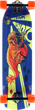 Omen - Spawn Complete-9.6x36 Blu/red/yel - Complete Skateboard