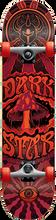 Darkstar - Trippy Complete-8.0 Red Ppp - Complete Skateboard