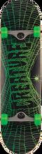 Creature - Web Lg Complete-8.2 Blk/grn - Complete Skateboard