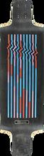 Db Longboards - Contra 35 Multi-color Deck-9.5x35.5 Bk/blu - Longboard