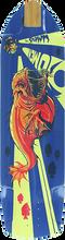 Omen - Spawn Deck-9.6x36 Blu/red/yel - Longboard