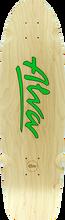 Alva - 1978 Lost Model Deck-8.5x30 Nat/grn - Skateboard Deck