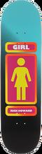 Girl - Howard 93 Til Wr35 Deck-8.5 - Skateboard Deck