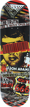 Black Label - Adams Bailout Deck-8.68 - Skateboard Deck