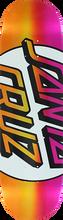 Santa Cruz - Big Missing Dot Taper Tip Deck-8.5 Pink/red - Skateboard Deck