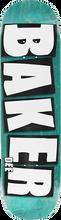 Baker - Dee Brand Name Veneer Deck-8.0 - Skateboard Deck