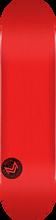 Mini Logo - Deck 112/k-12 -7.75 Chevron Stamp Red Ppp - Skateboard Deck