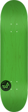 Mini Logo - Deck 124/k-12 -7.5 Chevron Stamp Grn Ppp - Skateboard Deck