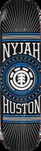 Element - Nyjah Dialed Deck-8.0 - Skateboard Deck