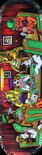 Almost - Mullen Dog Poker Deck-8.0 R7 - Skateboard Deck