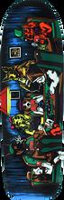 Almost - Mullen Dog Poker Slick Deck-9.62x31.8 R7 - Skateboard Deck