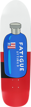 Tired - Fatigue By Tired On Slick Deck-9.18x32.25 - Skateboard Deck