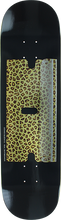 Real - Busenitz Furry Fun Deck-8.25 Blk/gold - Skateboard Deck