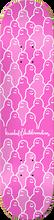 Krooked - Krouded Deck-7.75 Pink - Skateboard Deck