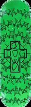 Dogtown - Loose Trucks Vato Ring Deck-8.62 Green - Skateboard Deck