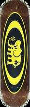Black Label - Oval Elephant Deck 8.25 Asst - Skateboard Deck