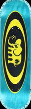 Black Label - Oval Elephant Deck 8.5 Asst - Skateboard Deck