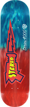 Stereo - Raygun 4000 Deck-8.25 Blue/red Fade - Skateboard Deck