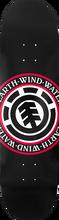 Element - Elemental Seal Deck-7.75 Black - Skateboard Deck