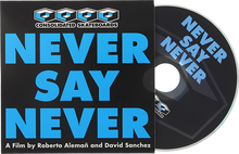 Consolidated - Never Say Never Dvd