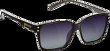 Glassy Sunhaters - Fritz Blk/purple Mirror Sunglasses