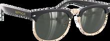 Happy Hour - Hour Herman G2 Matte Black/g2 Sunglasses
