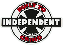 """Independent - 95 Btg Ring Decal 4""""x5.5""""  Single"""