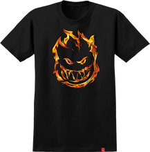 Spitfire - 451 Yth Ss M-black - Youth Tshirt