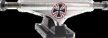 Independent - Kremer Std 144mm Hollow Speed Ii Sil/blk - Skateboard Trucks (Pair)