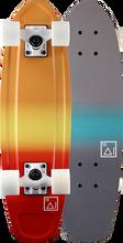 Aluminati - Elemental A-frame Complete-7x24 - Complete Skateboard