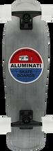 Aluminati - Airstreaminati Mullet Complete-8.12x28 - Complete Skateboard