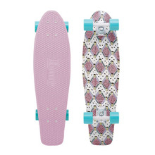 "Penny Skateboard - Buffy 27"" Penny Fresh Print- Nickel Board"