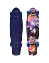 "Penny Skateboard - Space 27"" Nickel - Complete"