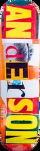 3d Skateboards - Anderson Ransom Deck - 8.0 - Skateboard Deck