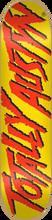 3d Skateboards - Gillette Totally Austyn Deck - 7.87 - Skateboard Deck