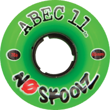 Abec 11 - Noskoolz 60mm 81a - (Set of Four) Skateboard Wheels