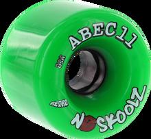 Abec 11 - Noskoolz 65mm 78a - (Set of Four) Skateboard Wheels