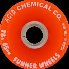 Acid - Classic Cuts 65mm 78a Org - (Set of Four) Skateboard Wheels