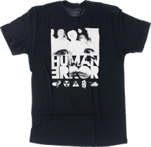 Alien Workshop - Human Error Ss S - Black - Skateboard Tshirt