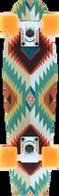 Aluminati - Tatonka Complete - 6x24 - Complete Skateboard