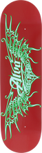 Alva - Mariposa Deck - 8.25 Red - Skateboard Deck