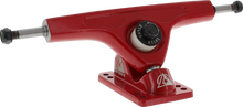 Atlas Truck Co. - Ultralight 180mm / 48° Red - (Pair) Skateboard Trucks