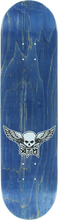 Atm - Mini Wings Deck - 7.5 Blue Ppp - Skateboard Deck