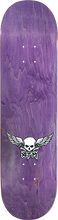 Atm - Mini Wings Deck - 8.12 Purple Ppp - Skateboard Deck