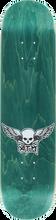 Atm - Mini Wings Deck - 8.25 Green Ppp - Skateboard Deck