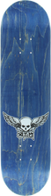 Atm - Mini Wings Deck - 8.5 Blue Ppp - Skateboard Deck