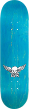 Atm - Mini Wings Deck - 8.5 Teal Ppp - Skateboard Deck
