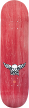 Atm - Mini Wings Deck - 8.5 Red Ppp - Skateboard Deck