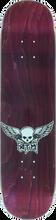 Atm - Mini Wings Deck - 8.25 Purple Ppp - Skateboard Deck